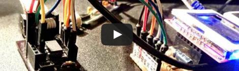 tinusaur oscilloscope on youtube