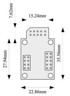 Tinusaur Board PCB Specs