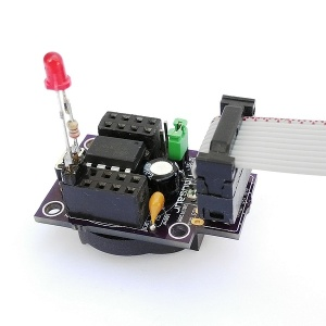 Tinusaur Board with LED