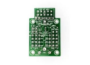 Tinusaur PCB green
