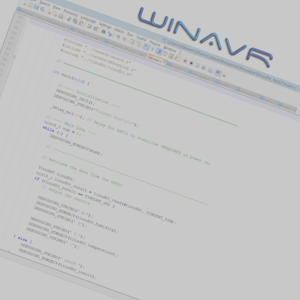 WinAVR