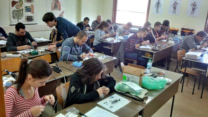 The Tinusaur Workshop