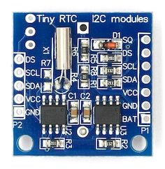 DS1307 Serial Real-Time Clock Module