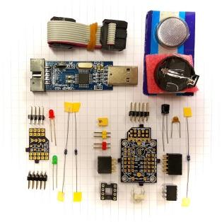 Tinusaur Starter 2 Kit