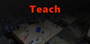 Tinusaur Teach