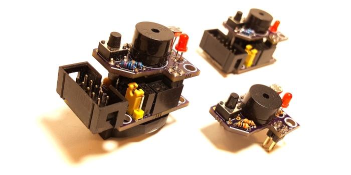 Board and Shield EDUx4IO