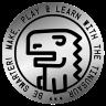 Tinusaur Logo