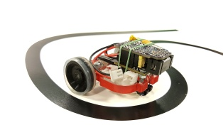 CARTINU - Small Robot Car, Powered by the Tinusaur - ATtiny85 Board