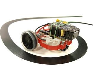 CARTINU - Small Robot Car, Powered by the Tinusaur - ATtiny85 Board