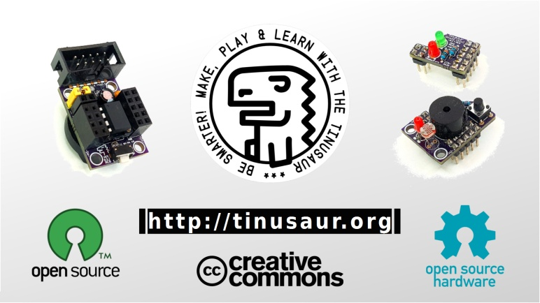 Tinusaur Crowdfunding Campaign on January 22nd 2018