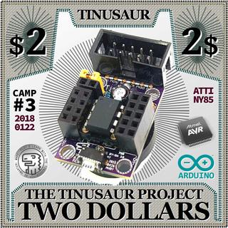 Tinusaur Project Crowdfunding Indiegogo