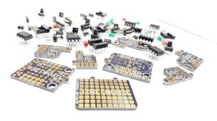 Tinusaur PCBs and Parts
