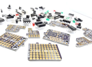 Tinusaur PCBs and Parts