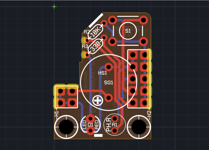 Tinusaur Shield EDUx4IO
