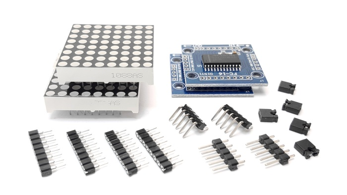 MAX7219 Module LED Matrix 8x8