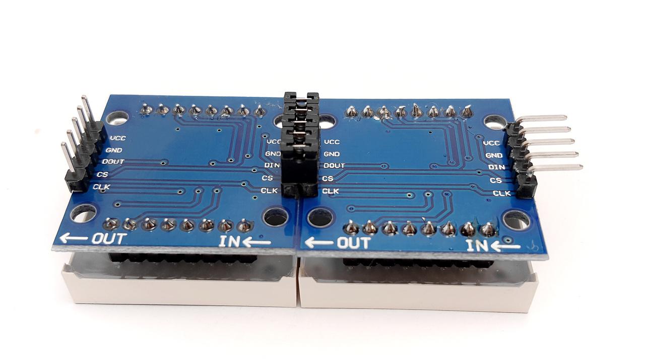 MAX7219 Module LED Matrix 8x8
