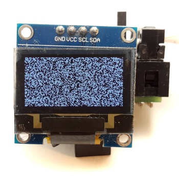 SSD1306xLED Testing